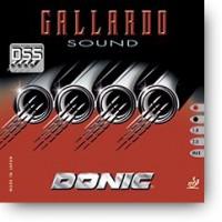 Donic Gallardo Sound Rubber